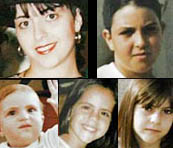 Israeli woman and her four daughters murdered by terrorist scum