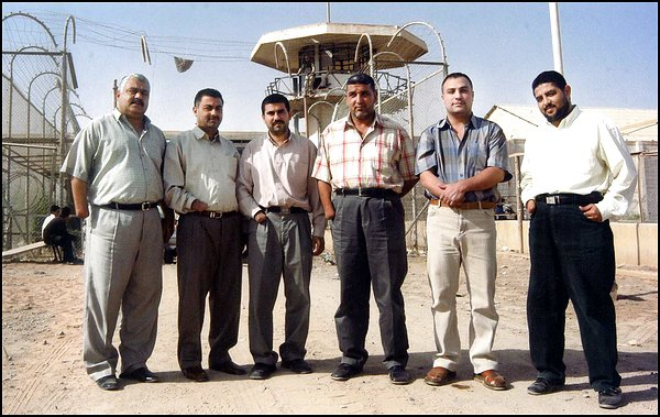 Seven Iraqis who lost hands