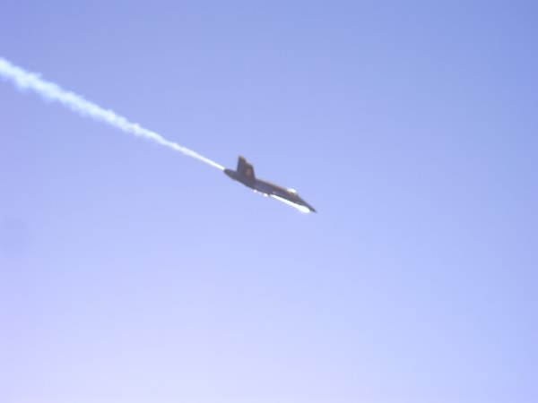 One of the Blue Angels
