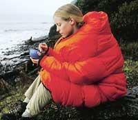 Nunatak's Raku Alpine Bag