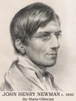 John Henry Newman, ca. 1840