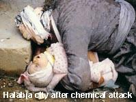 Mother and child dead in Halabja.Jpg