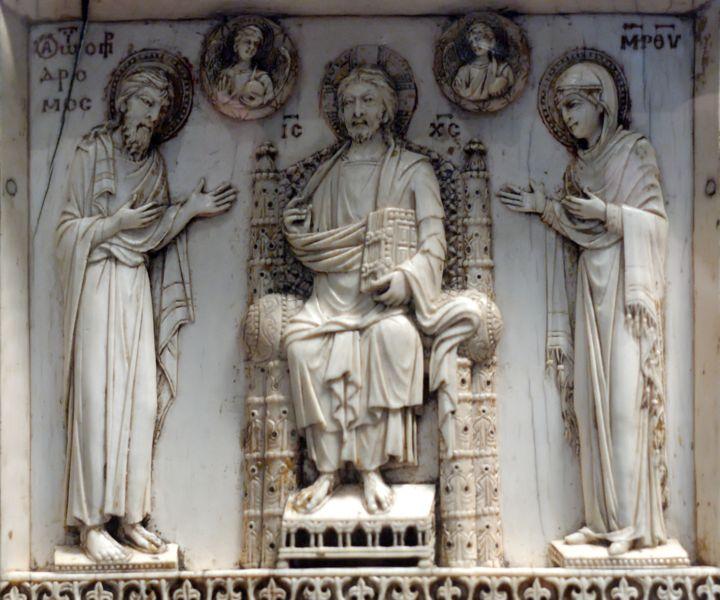 Harbaville Triptych Deesis