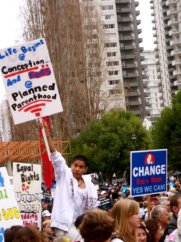 Walk For Life, San Francisco, 2009